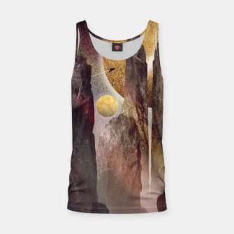 Thumbnail image of The tall dark towers Tank Top, Live Heroes