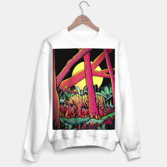 Miniatur A nighttime stroll Sweater regular, Live Heroes