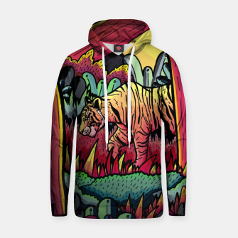 Thumbnail image of A nighttime stroll Hoodie, Live Heroes