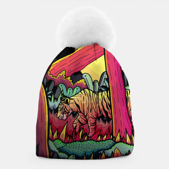 Thumbnail image of A nighttime stroll Beanie, Live Heroes