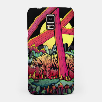 Thumbnail image of A nighttime stroll Samsung Case, Live Heroes