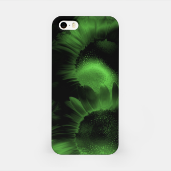 Thumbnail image of Emerald Flower Texture iPhone Case, Live Heroes