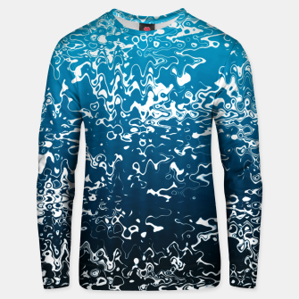 Miniaturka Sea Blues Unisex sweater, Live Heroes