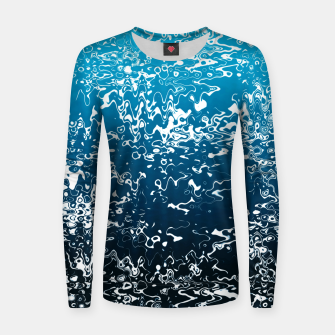 Miniaturka Sea Blues Women sweater, Live Heroes