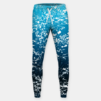 Miniaturka Sea Blues Sweatpants, Live Heroes