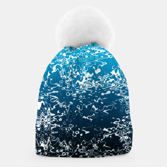 Miniaturka Sea Blues Beanie, Live Heroes