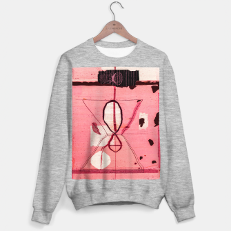 Thumbnail image of Oriental Moroccan Pink & Black Artwork Sweater regular, Live Heroes