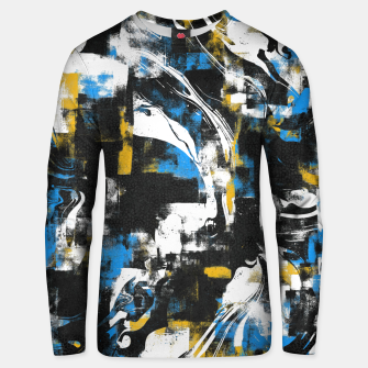 Abstract Flow I Unisex sweater obraz miniatury
