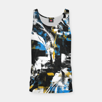 Abstract Flow I Tank Top obraz miniatury