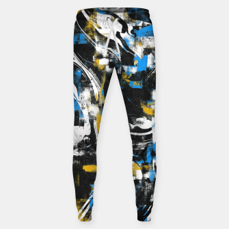 Miniaturka Abstract Flow I Sweatpants, Live Heroes