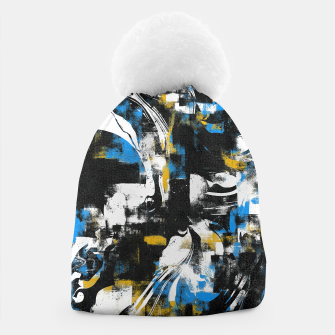 Abstract Flow I Beanie obraz miniatury