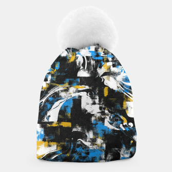 Miniaturka Abstract Flow I Beanie, Live Heroes
