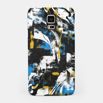 Miniaturka Abstract Flow I Samsung Case, Live Heroes