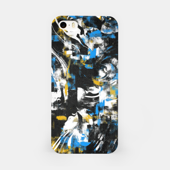 Abstract Flow I iPhone Case obraz miniatury