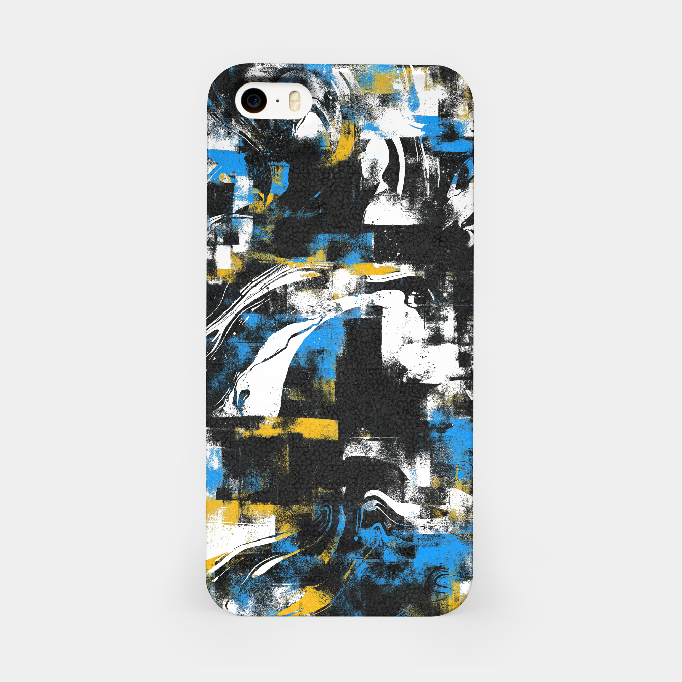 Zdjęcie Abstract Flow I iPhone Case - Live Heroes