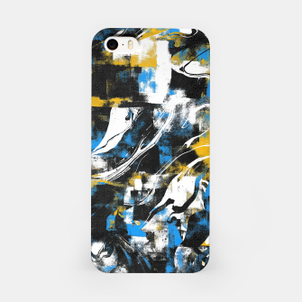 Miniaturka Abstract Flow I iPhone Case, Live Heroes