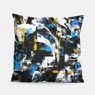 Abstract Flow I Pillow obraz miniatury