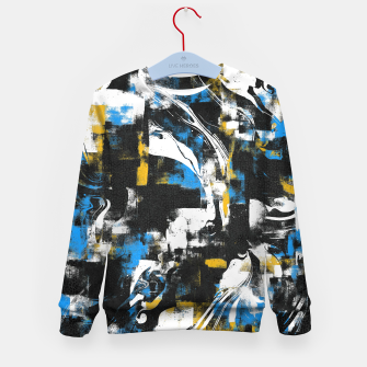 Abstract Flow I Kid's sweater obraz miniatury