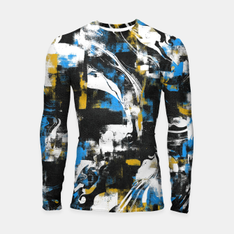Abstract Flow I Longsleeve rashguard  obraz miniatury