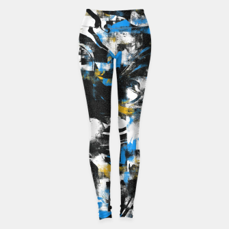 Miniaturka Abstract Flow I Leggings, Live Heroes