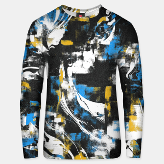 Miniaturka Abstract Flow I Unisex sweater, Live Heroes