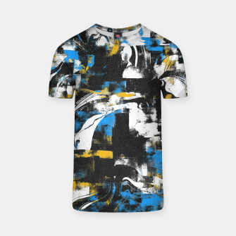 Miniaturka Abstract Flow I T-shirt, Live Heroes