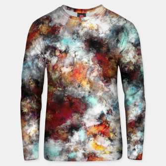 Thumbnail image of Volcanic ice Unisex sweater, Live Heroes