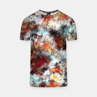 Thumbnail image of Volcanic ice T-shirt, Live Heroes
