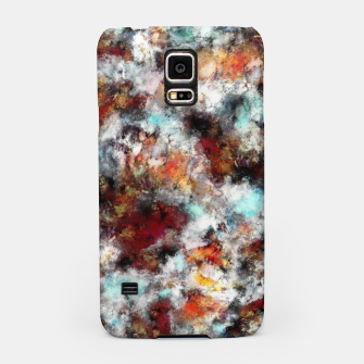 Volcanic ice Samsung Case thumbnail image
