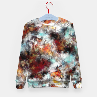 Volcanic ice Kid's sweater thumbnail image