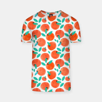 Thumbnail image of Coral Fruit T-shirt, Live Heroes