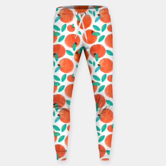 Thumbnail image of Coral Fruit Sweatpants, Live Heroes