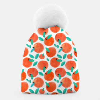Thumbnail image of Coral Fruit Beanie, Live Heroes
