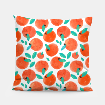 Thumbnail image of Coral Fruit Pillow, Live Heroes