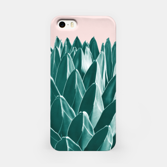 Thumbnail image of Agave Chic #1 #succulent #decor #art iPhone-Hülle, Live Heroes