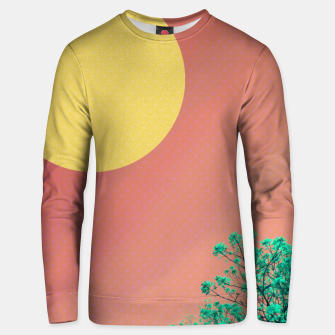 Thumbnail image of Sky and flowers 2 Unisex sweater, Live Heroes