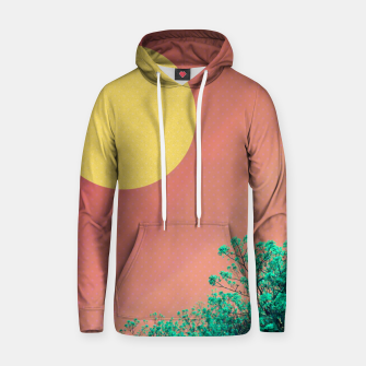 Thumbnail image of Sky and flowers 2 Hoodie, Live Heroes