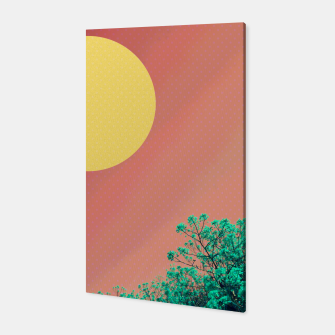 Thumbnail image of Sky and flowers 2 Canvas, Live Heroes