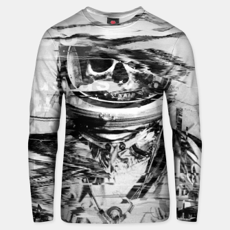 Thumbnail image of Astro Skull Unisex sweater, Live Heroes