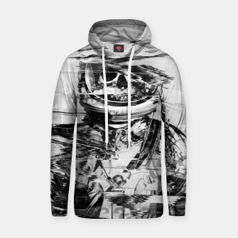 Thumbnail image of Astro Skull Hoodie, Live Heroes