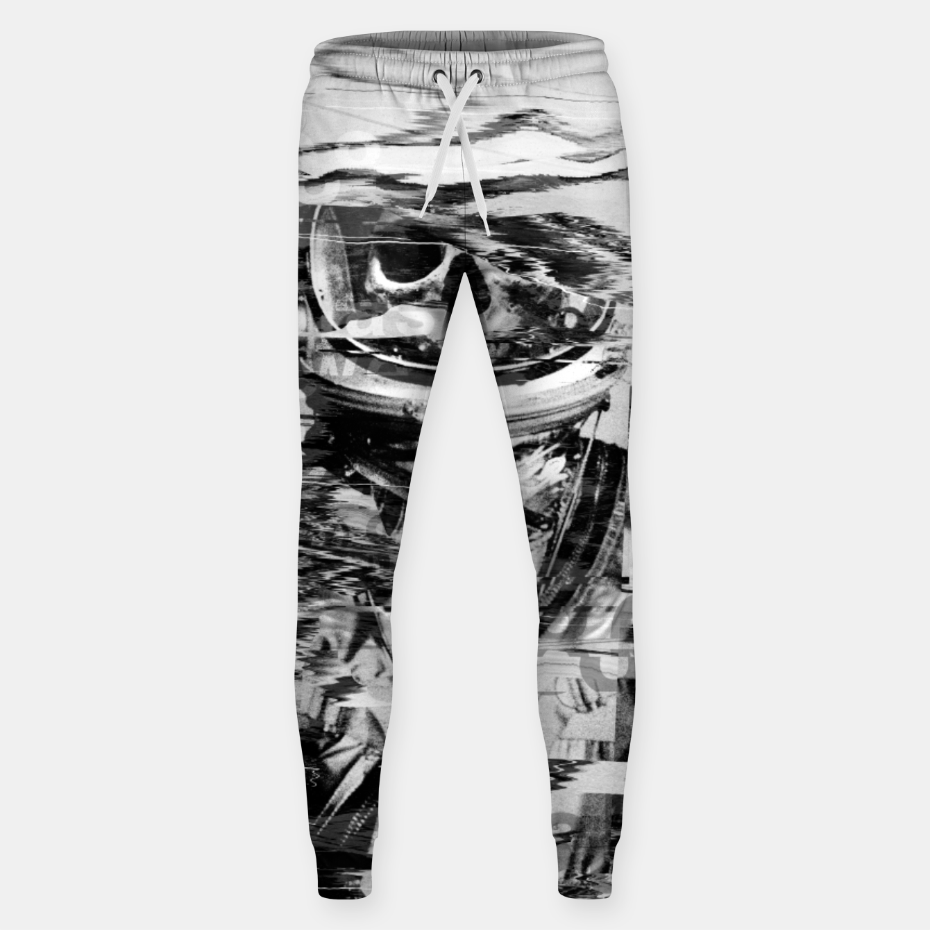 Image of Astro Skull Sweatpants - Live Heroes