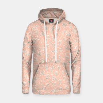 Thumbnail image of Snowy Magnolias at Dawn Hoodie, Live Heroes