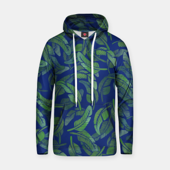 Thumbnail image of Palm Leaf Hoodie, Live Heroes