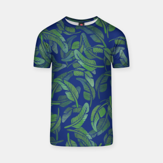 Thumbnail image of Palm Leaf T-shirt, Live Heroes
