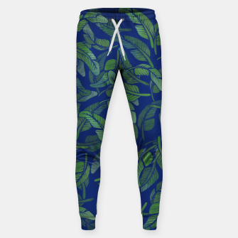 Thumbnail image of Palm Leaf Sweatpants, Live Heroes