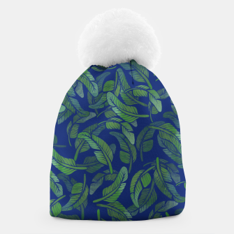 Thumbnail image of Palm Leaf Beanie, Live Heroes