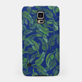 Thumbnail image of Palm Leaf Samsung Case, Live Heroes