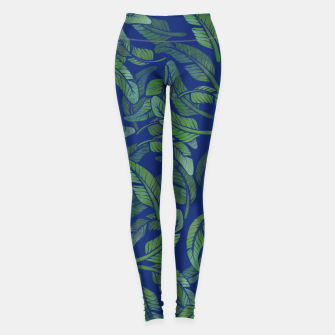 Thumbnail image of Palm Leaf Leggings, Live Heroes