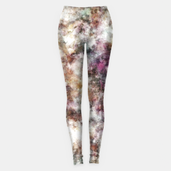 Thumbnail image of Quietly being a ghost Leggings, Live Heroes