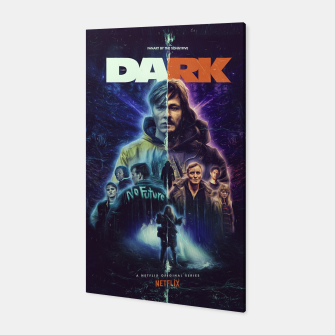 Thumbnail image of DARK fanart by The Sonnyfive Canvas, Live Heroes